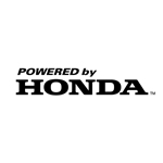 Logo Powered by Honda 2006
